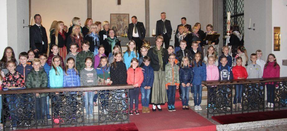 Konzert in der Pfarrkirche     St. Gertraud
